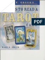 21-Ways Read Tarot