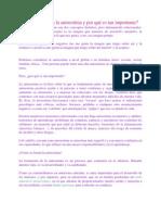 Info Autoestima