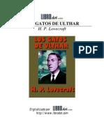 Los Gatos de Ulthar - H.P. Lovecraft