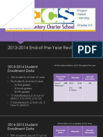 aecs end of year review 2013-2014
