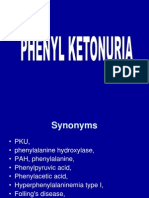 PHENYLKETONURIA KULIAH