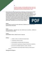 Modelo Organizacional Social