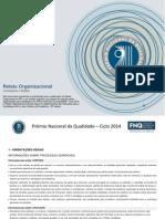 Modelo Relato Organizacional