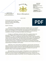 Anthony Williams letter to LCB 7-25-14