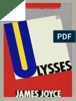 Joyce, James - Ulysses (Ed. Gabler) (Vintage, 1993)