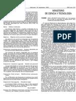 REBT- Reglamento Electrotecnico de Baja Tension - 2002