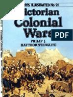 Uniforms Illustrated No.21 Victorian Colonial Wars