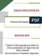 AFASIAS INFANTILES