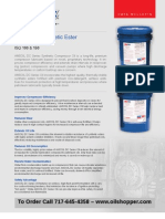 DC Series Synthetic Ester Compressor Oils ISO 100 & 150