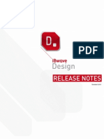 IBwave Release Notes