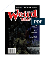 Weird Tales Vol. 51 No. 3 No. 296