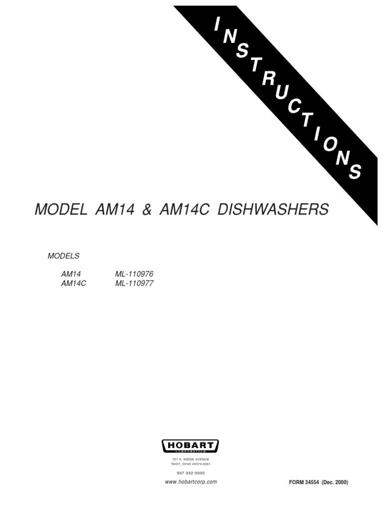 hobart h65 dishwasher wiring diagram diy enthusiasts wiring diagrams \u2022 wiring a dishwasher hobart dishwasher dishwasher valve rh scribd com hobart ft900 wiring diagram hobart ft 800 wiring diagram
