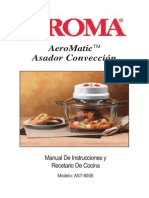 AST-900E SPANISH InstructionManual
