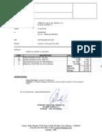 Orden de Compra Ferremas 19-2014