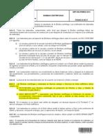 NRF 050 PEMEX 2012 Bombas Centrigufas
