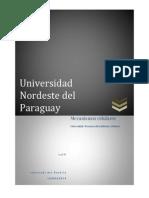 UNDP - Mecanismos celulares