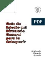 Guía de estudio del Directorio General de la Catequesis