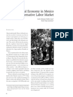 The Informal Economy in Mexico - An Alternative Labor Market
