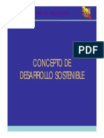 Clase 1-Concepto DSostenible