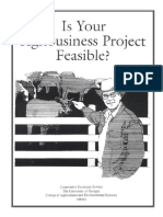 Is Your Agribusiness Feasible