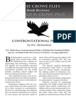 2011 Issue 4 - As the Crowe Flies