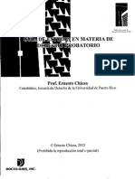 Guia Derecho Probatorio 2012