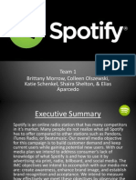 spotify - final project powerpoint