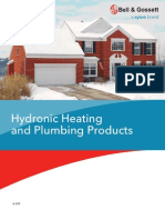 Xylem Hydronic Heating and Plumbing Products