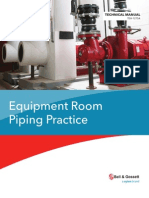Equipment Room Piping Practice