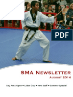 Aug '14 SMA Newsletter