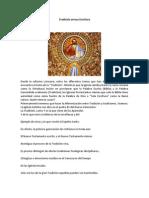 FRANK MORERA - Tradición vs Escritura