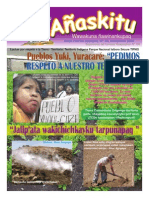 Revista infantil Añaskitu 66