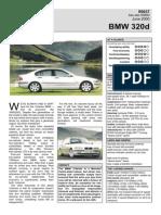 BMW 320D Specs