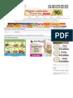 Chef Damu - Summer Drinks Recipes _ Tamil Magazines