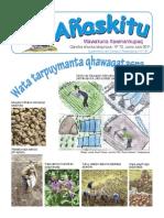 Revista infantil Añaskitu 72