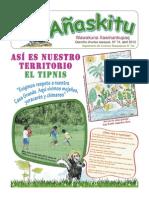 Revista infantil Añaskitu 74