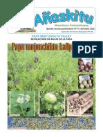 Revista infantil Añaskitu 77