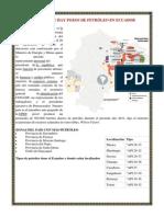 Sitios Donde Hay Pozos de Petróleo en Ecuador