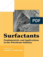 Schramm L.L. (Ed.) Surfactants.. Fundamentals and Applications in the Petrolium Industry