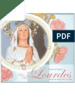 Fiestas de Nuestra Señora de Lourdes 2014