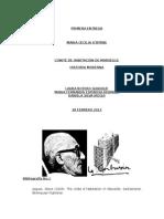 Bibliografía Unidad Habitacional de Marsella