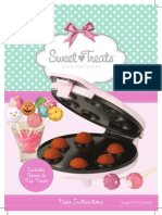 15917 Cake Pop Maker Instructions