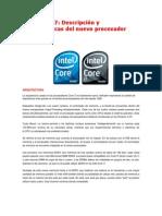 TUTO Intel Core i7