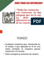 Toxic o Log i a Especial 2011