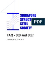 Faq Sts and Ster