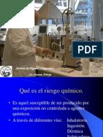 Riesgo Quimico1