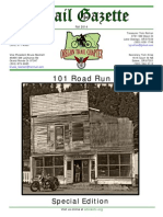 Trail Gazette - Fall 2014 Road Run Edition