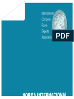 Norma Internacional ICREA 2013