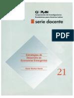 Muñoz Gomá, Oscar - Estrategias de Desarrollo en Economías Emergentes