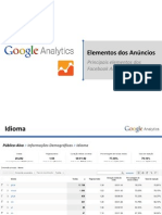 Template Do Curso de Google Analytics